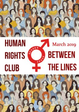 Human Rights Club- Between the lines