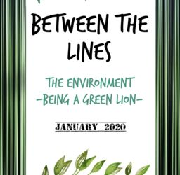 Between The Lines Issue 1